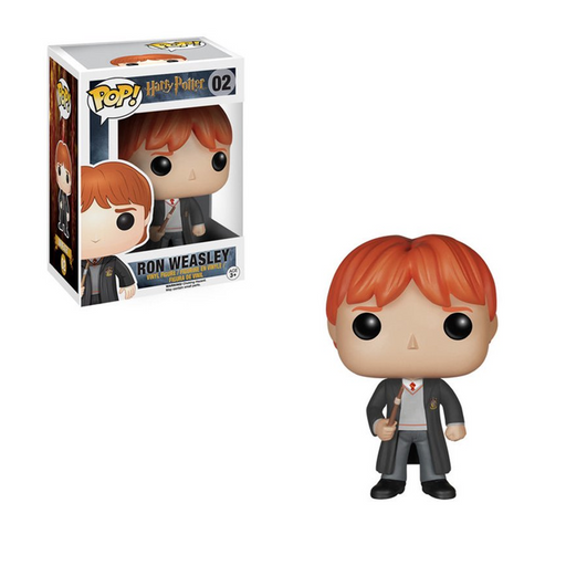 Funko POP! Harry Potter - Ron Weasley Vinyl Figure #2