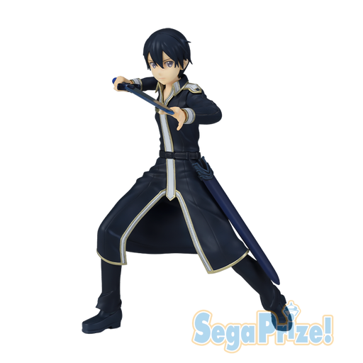 SEGA: Sword Art Online: Alicization - Kirito Limited Premium Figure