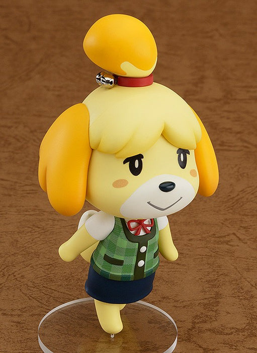 Nendoroid: Animal Crossing: New Leaf - Shizue (Isabelle) #327