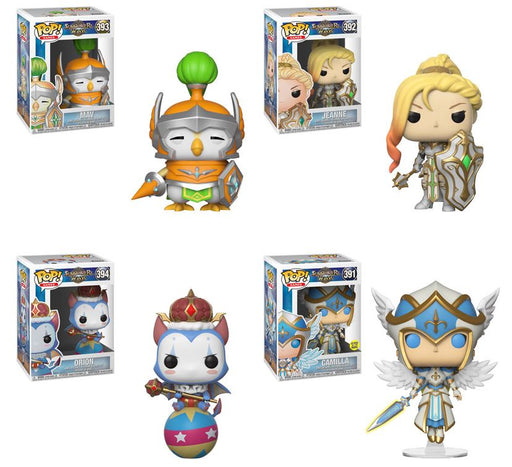 Funko POP! Summoners War - Complete Set of 4
