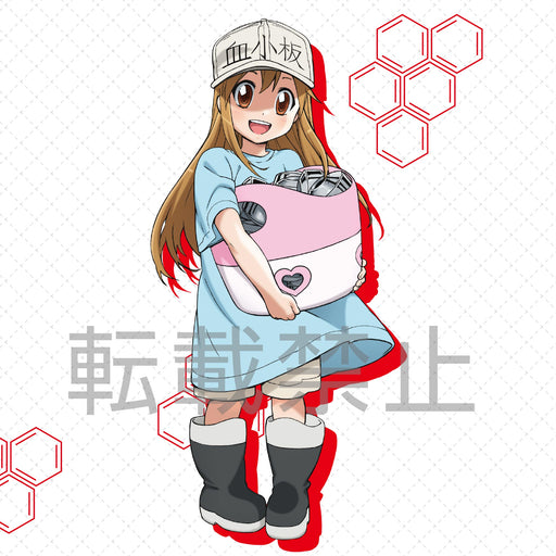 [PRE-ORDER] SEGA: Cells at Work! - Platelet Premium Figure