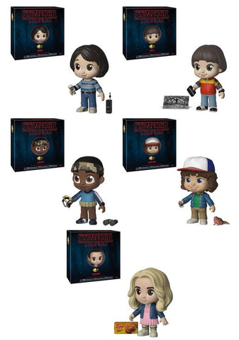 [PRE-ORDER] Funko 5 Star: Stranger Things - Complete Set of 5