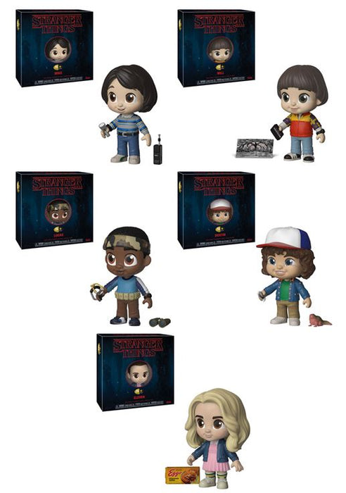 Funko 5 Star: Stranger Things - Complete Set of 5