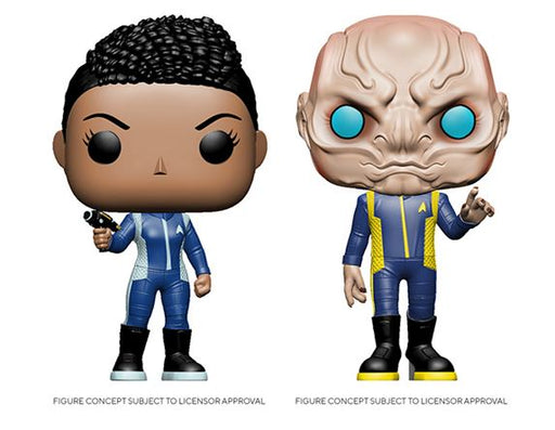 [PRE-ORDER] Funko POP! Star Trek: Discovery - Set of 2