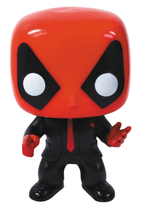 Funko POP! Deadpool - Deadpool (Dressed to Kill) Vinyl Figure #145 Preview Exclusives (PX) (NOT 100% MINT)