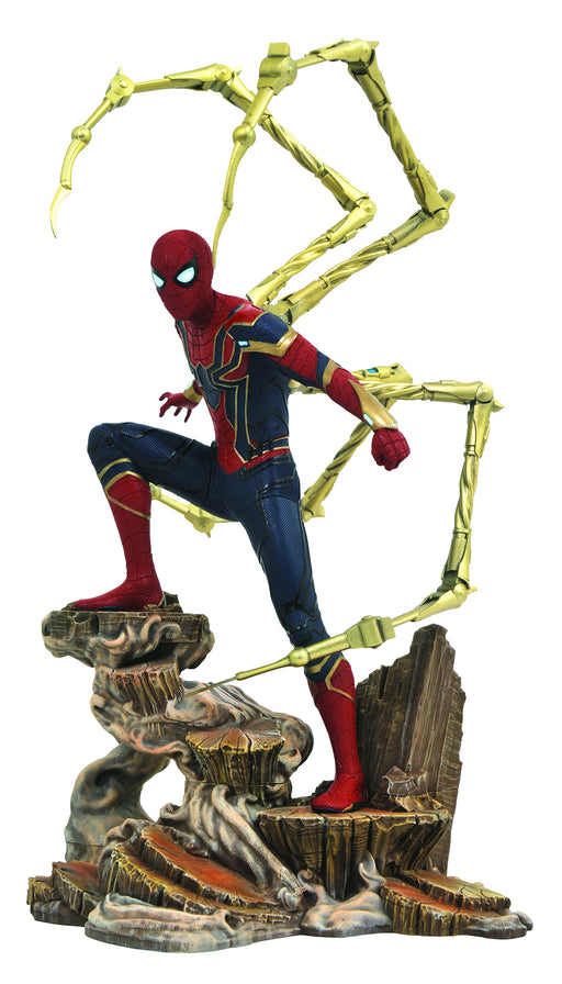 Marvel Gallery: Avengers: Infinity War - Iron Spider-Man PVC Figure