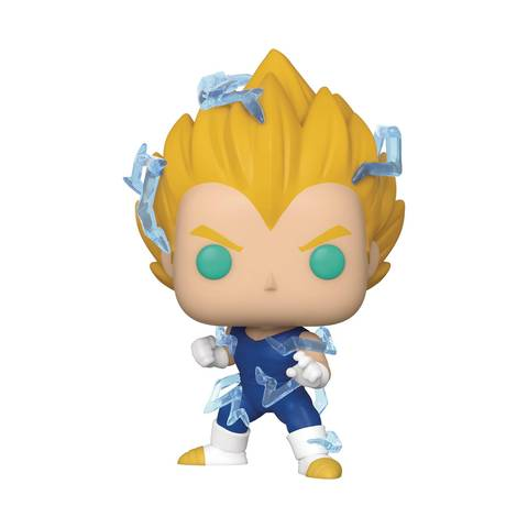 [PRE-ORDER] Funko POP! Dragon Ball Z - Super Saiyan 2 Vegeta Common Vinyl Figure Preview Exclusives (PX) (NOT 100% MINT)