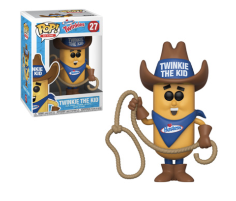 [DAMAGED BOX] Funko POP! Ad Icons: Hostess - Twinkie the Kid Vinyl Figure #27