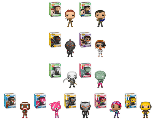 Funko POP! Fortnite - Complete Set of 11