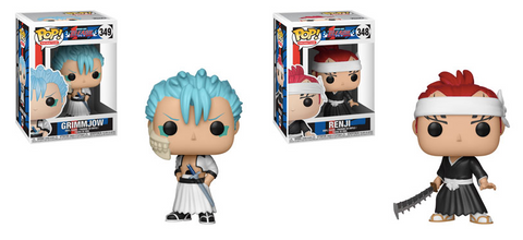 Funko POP! Bleach - Complete Set of 2