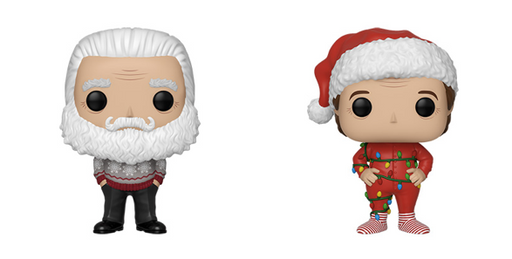 [PRE-ORDER] Funko POP! The Santa Clause - Set of 2