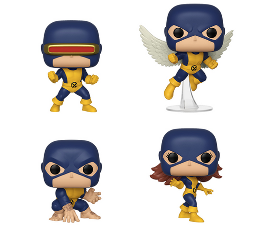 [PRE-ORDER] Funko POP! Marvel 80th - Set of 4