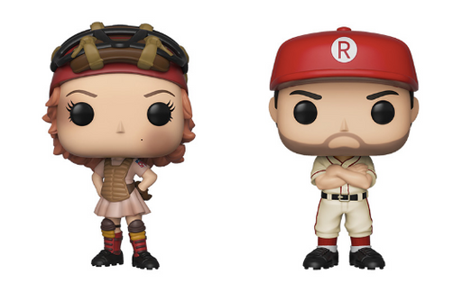 [PRE-ORDER] Funko POP! A League of Their Own - Set of 2