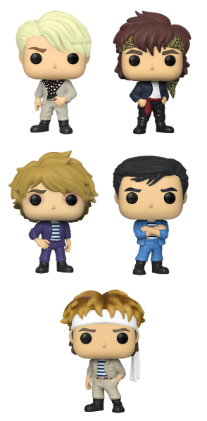 [PRE-ORDER] Funko POP! Duran Duran - Set of 5