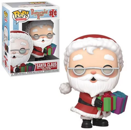 [PRE-ORDER] Funko POP! Peppermint Lane - Santa Claus Vinyl Figure #01