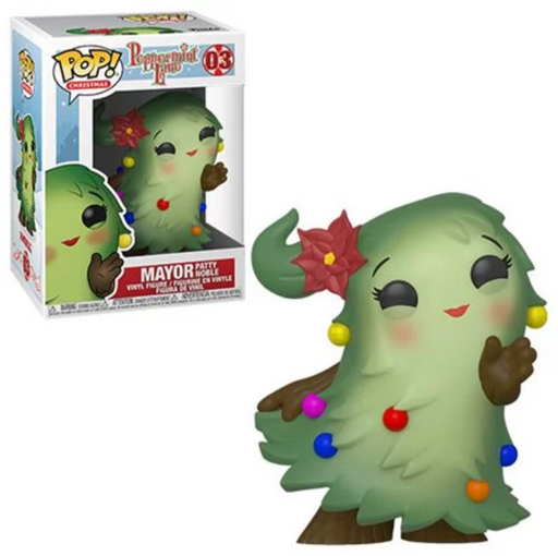 [PRE-ORDER] Funko POP! Peppermint Lane - Mayor Patty Noble Vinyl Figure #3