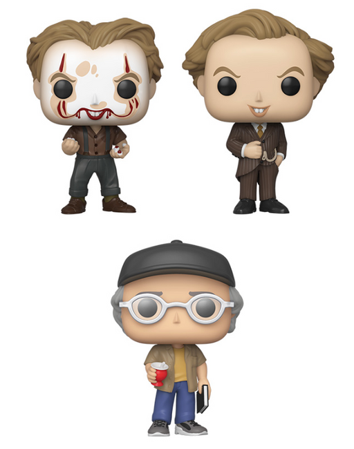 [PRE-ORDER] Funko POP! It Chapter 2 - Set of 3