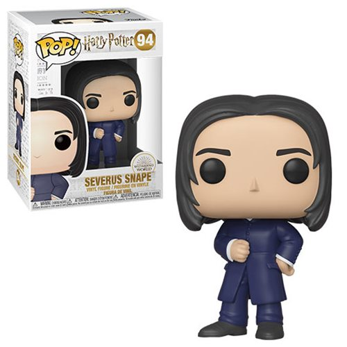 Funko POP! Harry Potter S8 - Severus Snape (Yule) Vinyl Figure #94