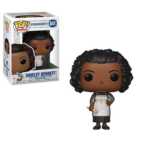 Funko POP! Community - Shirley Bennett Vinyl Figures #841