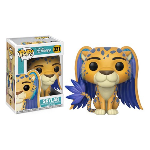 Funko POP! Elena of Avalor - Skylar Vinyl Figure #321