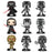 [PRE-ORDER] Funko POP! Star Wars: Rise of Skywalker - Set of 9