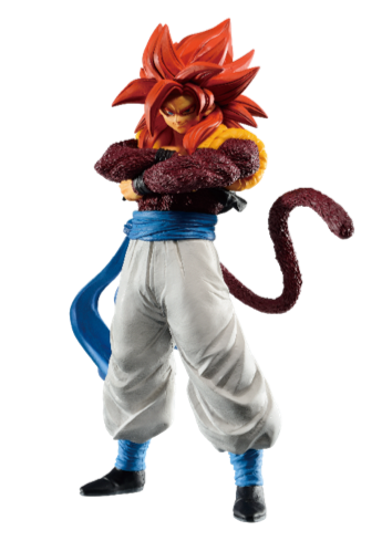 [PRE-ORDER] Bandai Ichiban: Dragon Ball Z Dokkan Battle - Super Saiyan 4 Gogeta