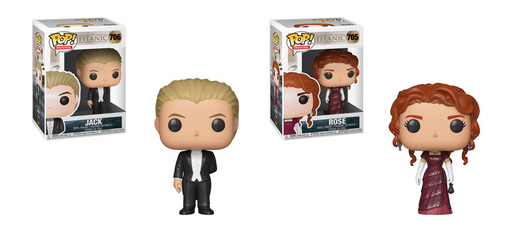 Funko POP! Titanic - Complete Set of 2