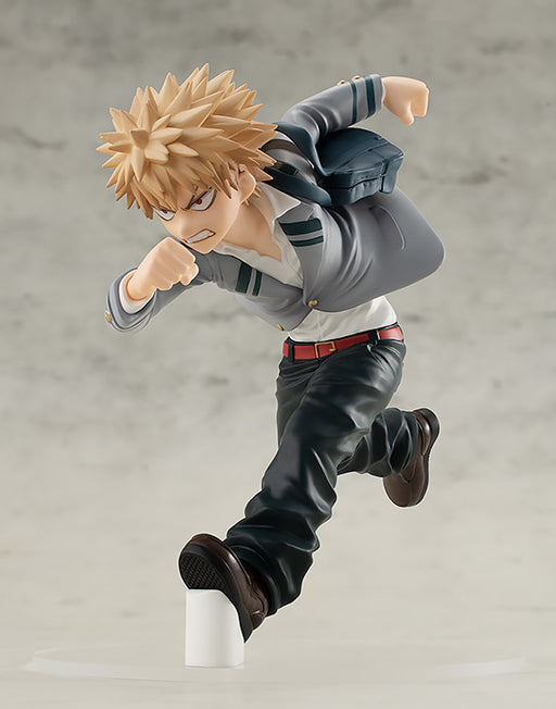 Good Smile Company: My Hero Academia - POP UP PARADE Katsuki Bakugo (School Uniform)