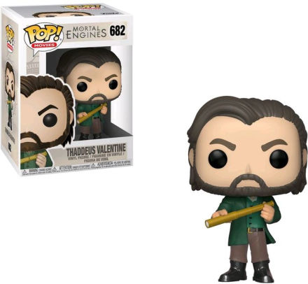 Funko POP! Mortal Engines - Thaddeus Valentine Vinyl Figure #682