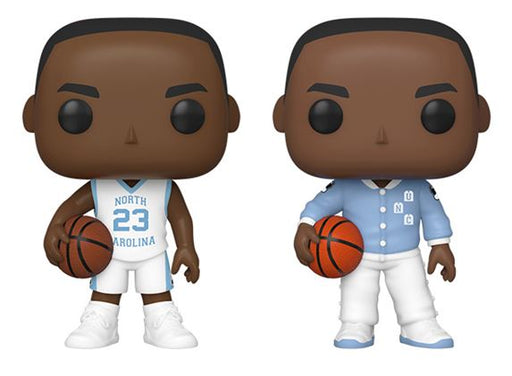 [PRE-ORDER] Funko POP! Basketball: UNC - Set of 2 (Michael Jordan Away and Warm Ups)