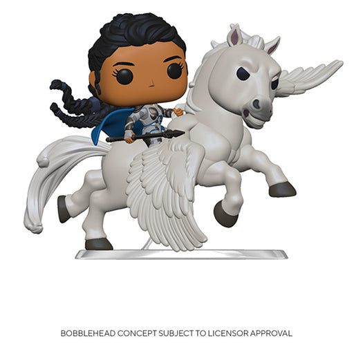 [PRE-ORDER] Funko POP! Ride: Avengers Endgame - Valkyrie on Horse Vinyl Figure