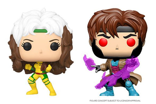 [PRE-ORDER] Funko POP! X-Men Classic - Set of 2
