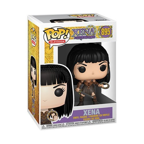 Funko POP! Xena: Warrior Princess - Xena Vinyl Figure