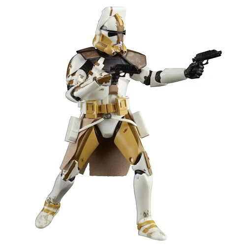 Star Wars: The Black Series - Clone Commander Bly (The Clone Wars) 6-Inch Action Figure #104