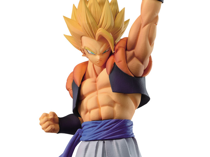 Banpresto: Dragon Ball Legends Collab - Gogeta Figure