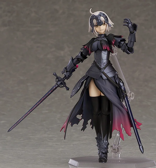 figma: Fate/Grand Order - Avenger/Jeanne d'Arc (Alter) #390