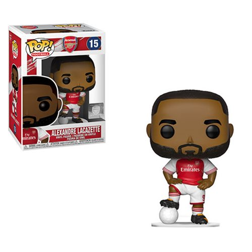 Funko POP! Soccer (Football): Arsenal - Alexandre Lacazette Vinyl Figure #15
