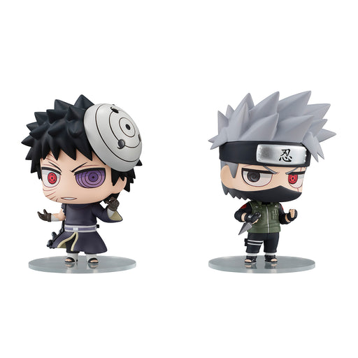 Chimi-Mega Buddy Series: Naruto Shippuden - Hatake Kakashi and Uchiha Obito