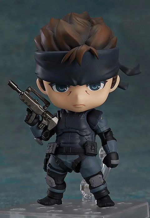 Nendoroid: Metal Gear Solid - Solid Snake #447