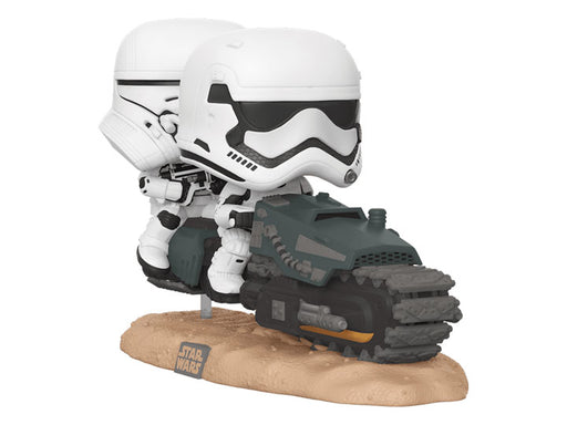 Funko POP! Movie Moment: Star Wars: The Rise of Skywalker - First Order Tread Speeder Vinyl Figure