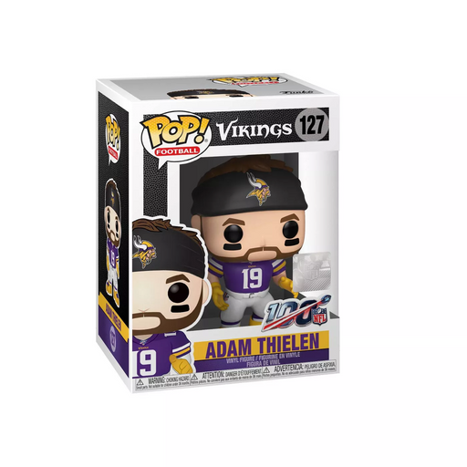 Funko POP! NFL: Vikings - Adam Thielen Vinyl Figure #127