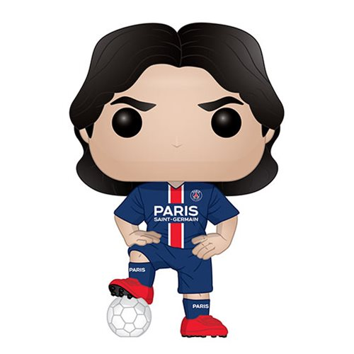 Funko POP! Soccer (Football): Paris Saint-Germain - Edinson Cavani Vinyl Figure #23