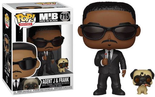 Funko POP! Men In Black - Agent J Vinyl Figure #715
