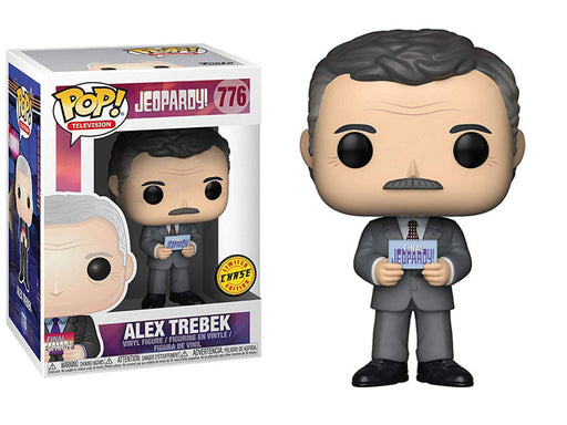 Funko POP! Jeopardy - Alex Trebek Chase Vinyl Figure #776