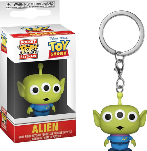 Funko POP! Keychain: Toy Story - Alien Pocket Keychain