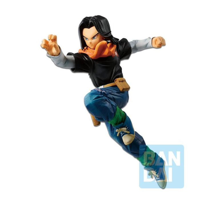 Banpresto: Dragon Ball Z The Android Battle - FighterZ Android 17