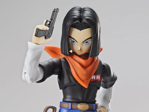 Figure-rise Standard: Dragon Ball Z - Android 17 Model Kit