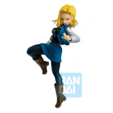 [PRE-ORDER] Banpresto: Dragon Ball Z The Android Battle - FighterZ Android 18