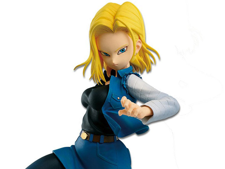 Banpresto: Dragon Ball Z The Android Battle - FighterZ Android 18