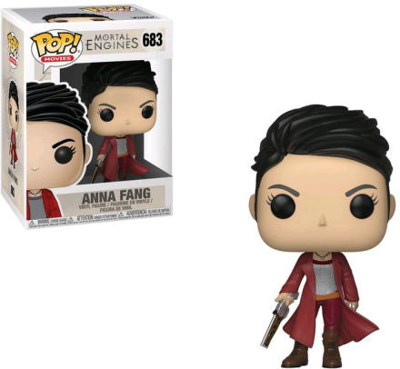 Funko POP! Mortal Engines - Anna Fang Vinyl Figure #683